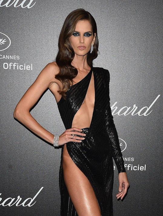 Brazilská supermodelka Izabel Goulart (34)