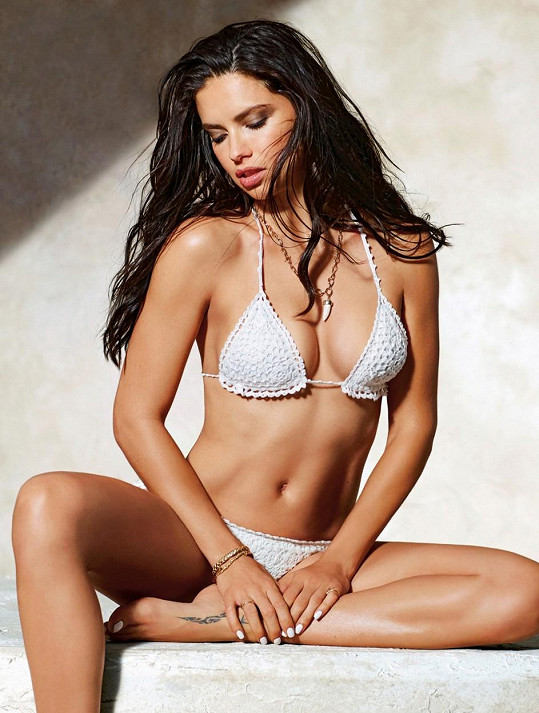 Stále je jednou z nejžádanějších modelek.