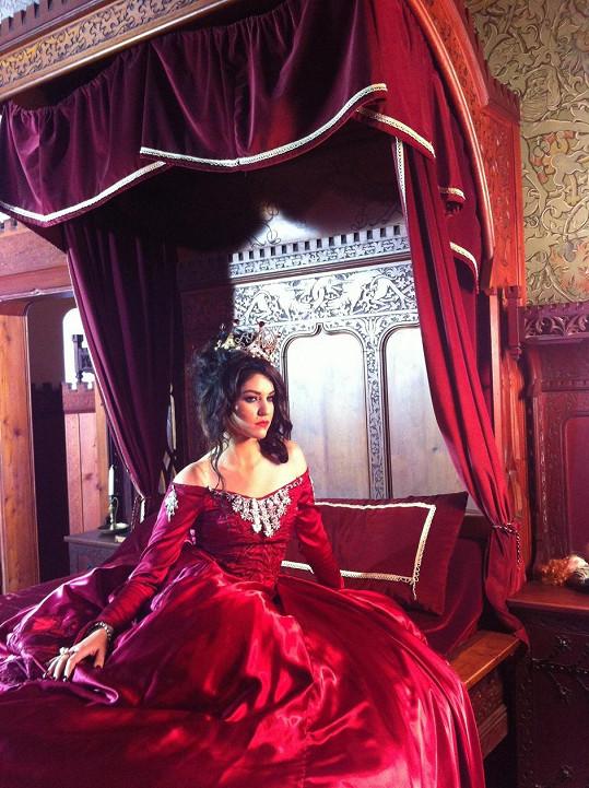 Popová princezna Celeste Buckingham