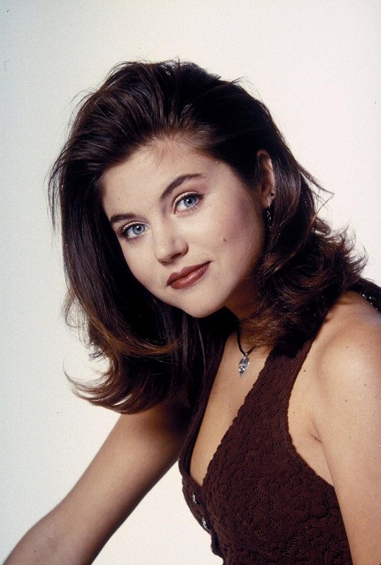 Tiffani Amber Thiessen v roce 1993.