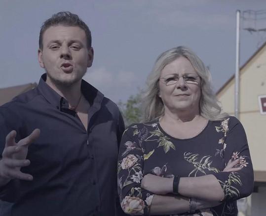 Jitka Pagana a její syn Santo nahradí Zdeňka Pohlreicha.