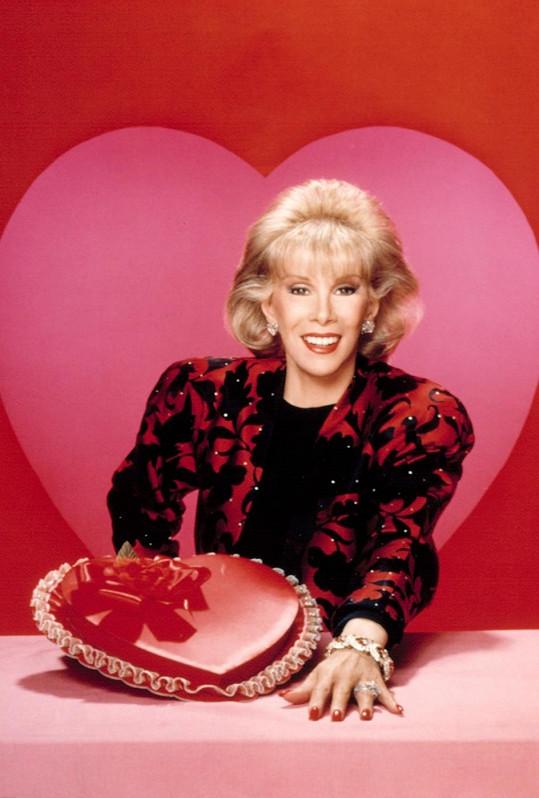V 80. letech byla známou televizní tváří.
