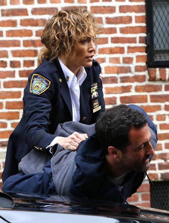 Natáčení probíhalo v těchto dnech na newyorském Manhattanu.