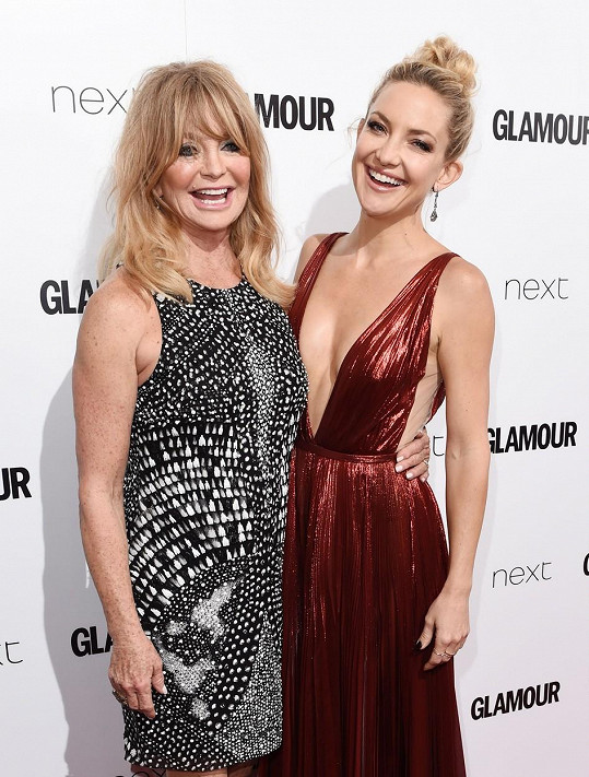 Goldie Hawn s dcerou Kate Hudson