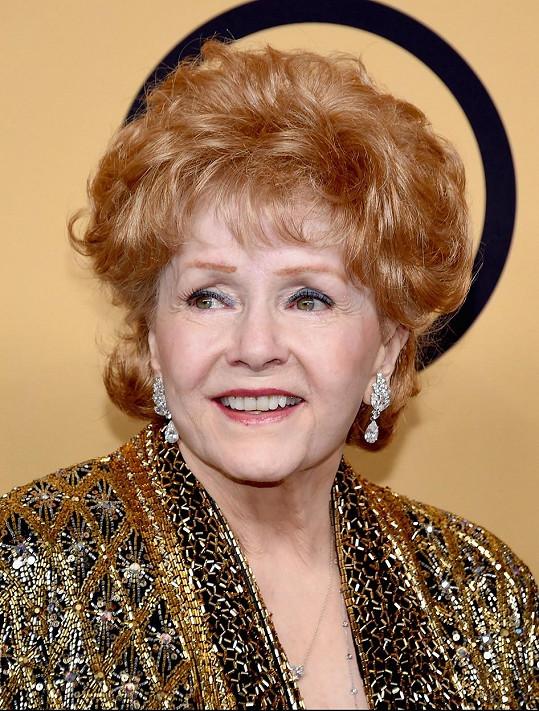 I po osmdesátce je šmrncovní dámou.