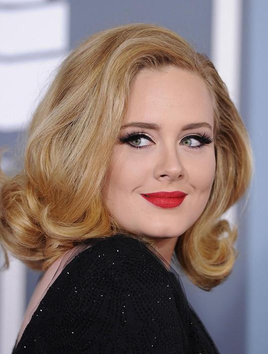Adele v plné síle