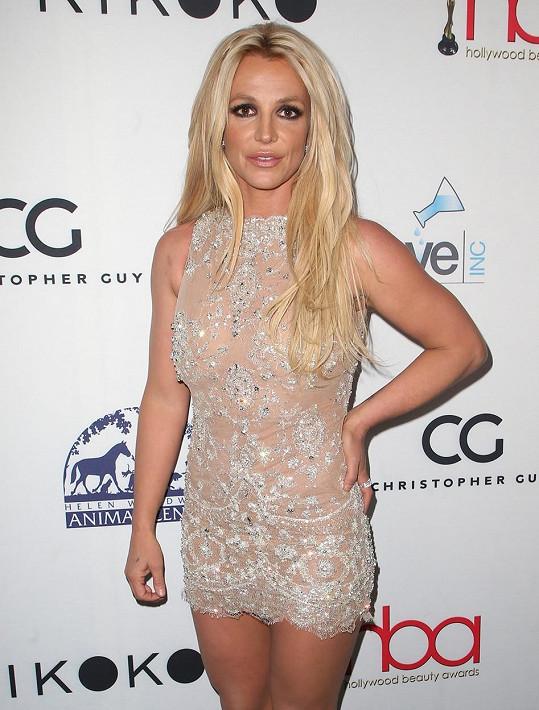 Soudce zamítl žádost o okamžité pozastavení činnosti Jamieho Spearse jako opatrovníka Britney Spears.
