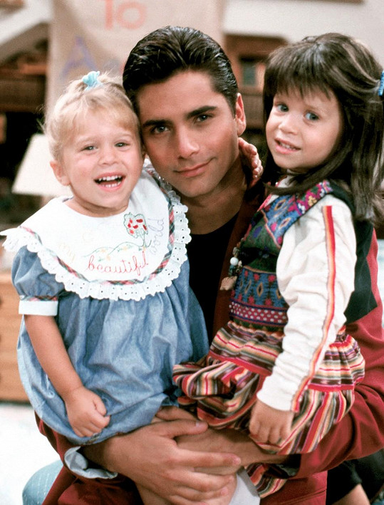 John v seriálu Plný dům s dvojčaty Olsenovými
