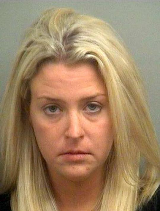 Kate Major už má taky policejní záznam.