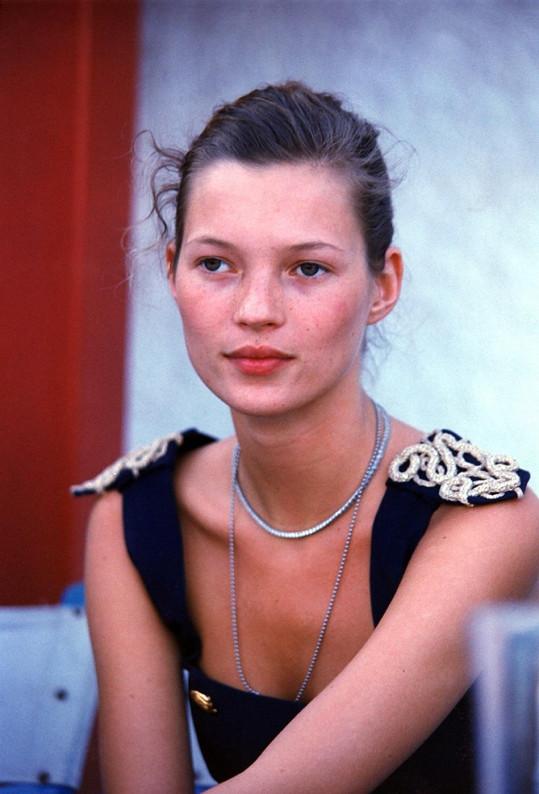 Takhle nevinně vypadala Kate v začátcích...