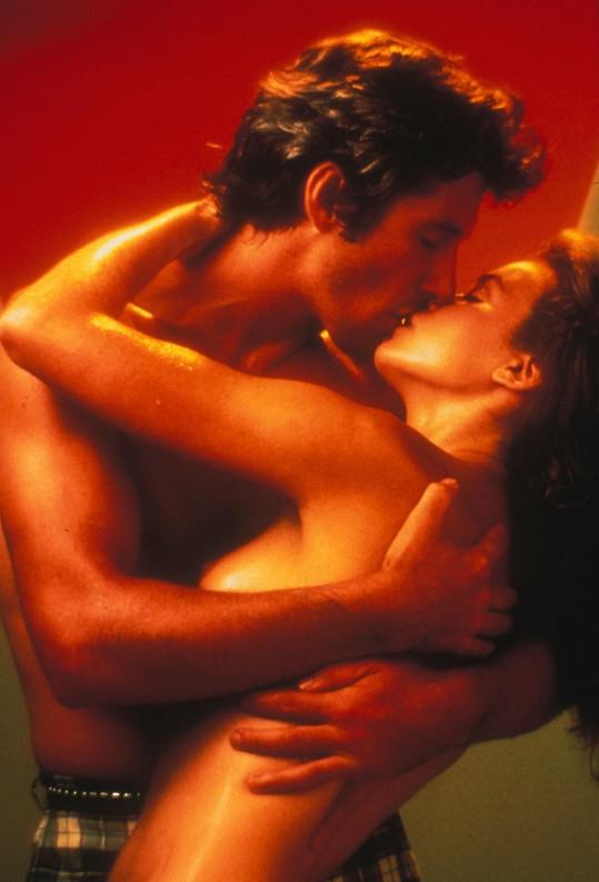 Láska z filmového plátna přešla do reálu.