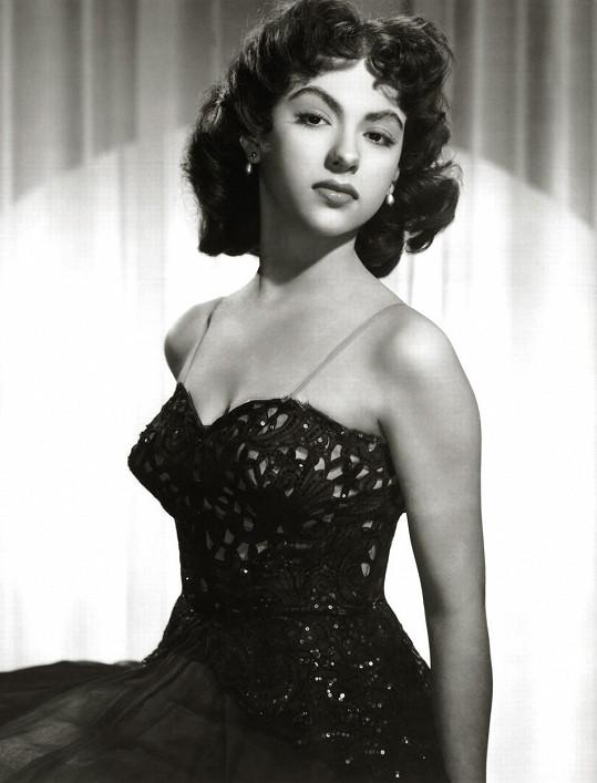 Rita Moreno byla opravdovou kráskou.