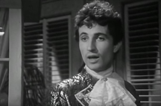 Jiří Štědroň v pohádce Popelka z roku 1969