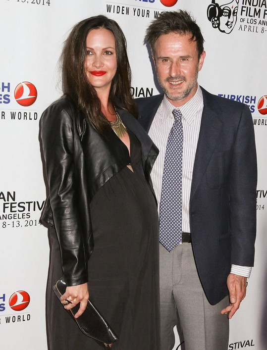 Teď se David Arquette oženil s Christinou McLarty
