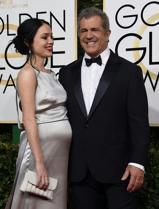 Mel Gibson se oholil.