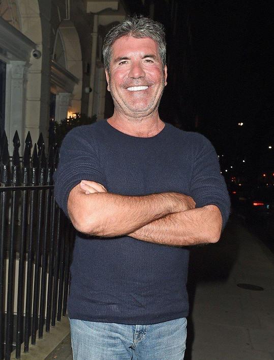 Simon Cowell koučoval Danyla v britském X-Factoru.