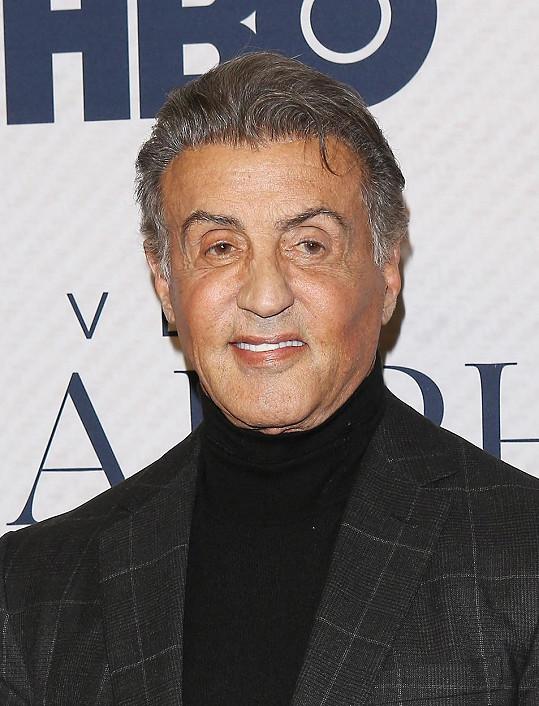 V létě oslaví půlkulatiny také Sylvester Stallone.