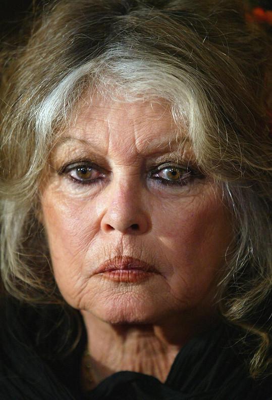 Brigitte Bardot našla spřízněné duše ve zvířatech...