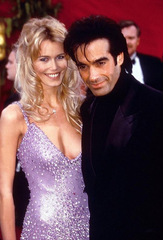 ... a s Davidem Copperfieldem.