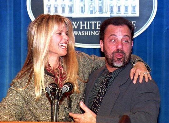 Christie Brinkley a Billy Joel spolu strávili devět manželských let. Rozvedli se v roce 1994.