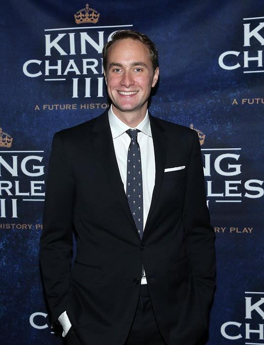 Oliver Chris ztvární prince Williama.
