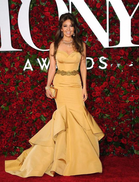 Umělkyně na červnovém udílení Tony Awards