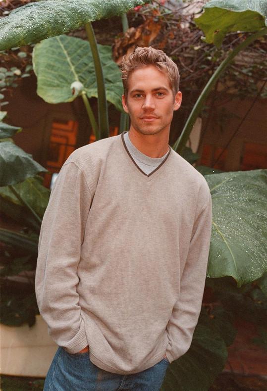 Paul na snímku z roku 2000