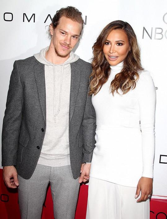 Naya Rivera s manželem Ryanem Dorseym
