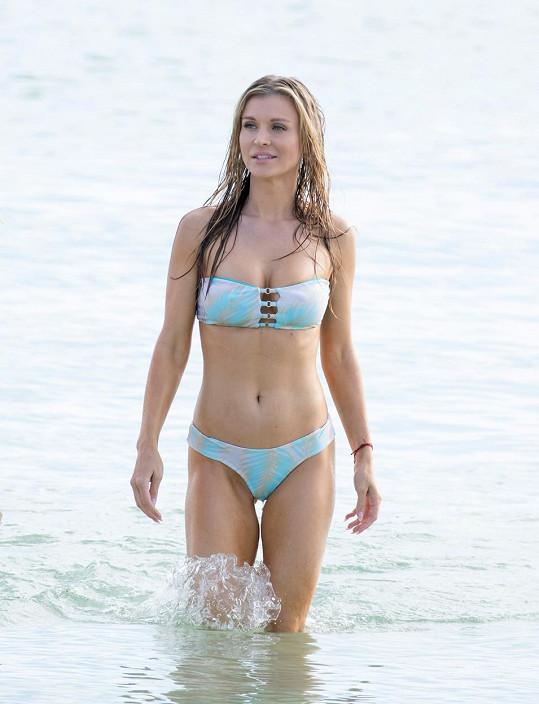 Joanna Krupa má fantastické tělo.