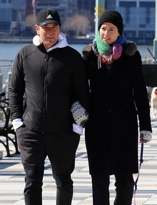 Ewan McGregor a Mary Elizabeth se stali rodiči malého synka.