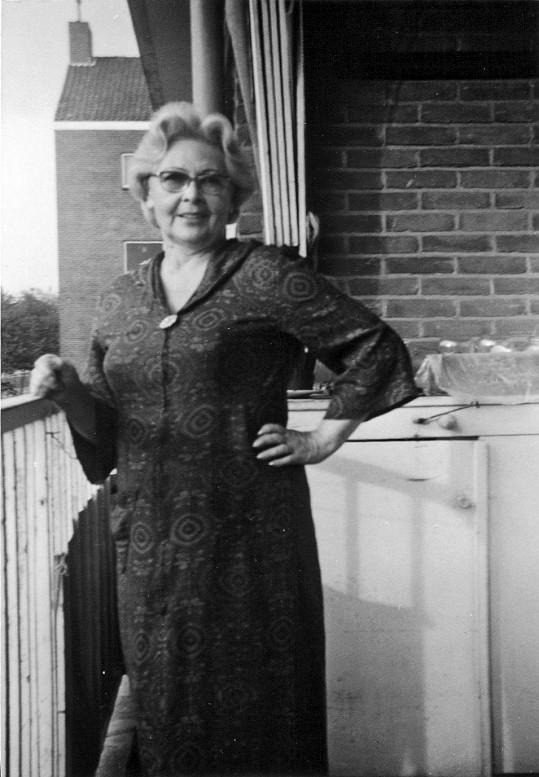 Po odchodu do Nizozemí se Truda věnovala především rodině, nejprve dceři a později vnoučatům.
