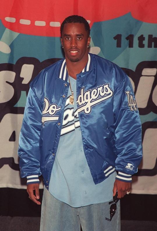 Hudebník v roce 1998.