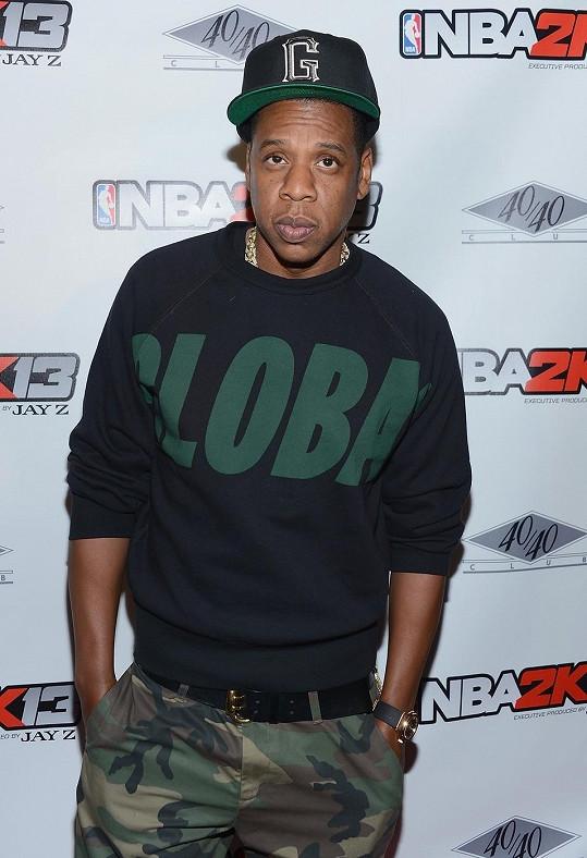 Jay-Z je manžel k pohledání.