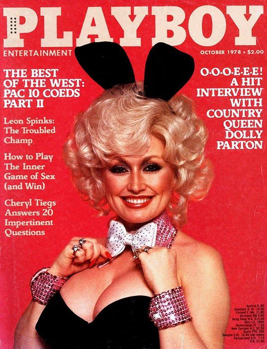 V roce 1978 pózovala pro Playboy.