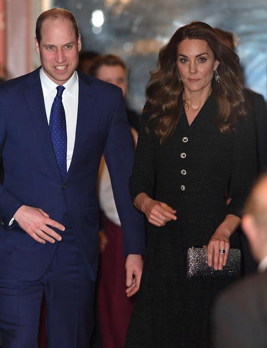 Problémy duševního zdraví jsou klíčovým tématem Královské nadace, jak s manželem připomněli na Instagramu.