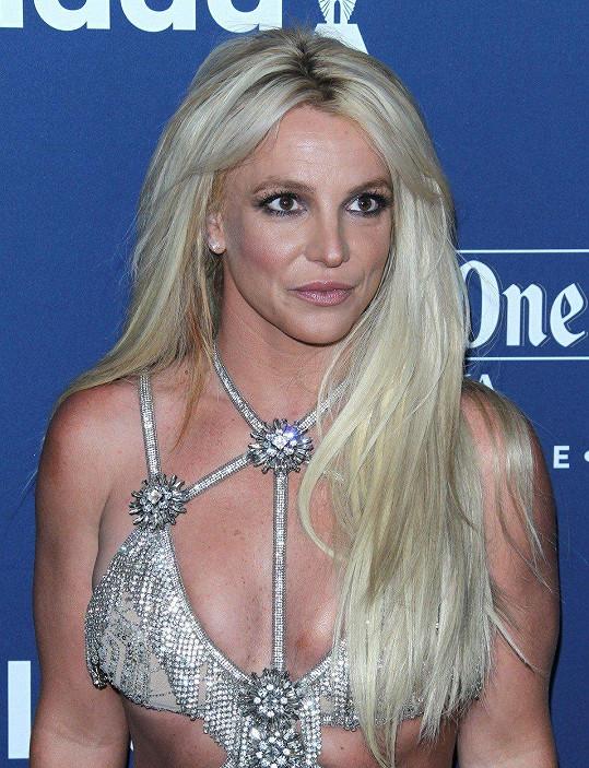 Britney při hubnutí měla potíže se špatným dechem.
