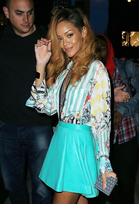 Kývne Rihanna na další hereckou nabídku?