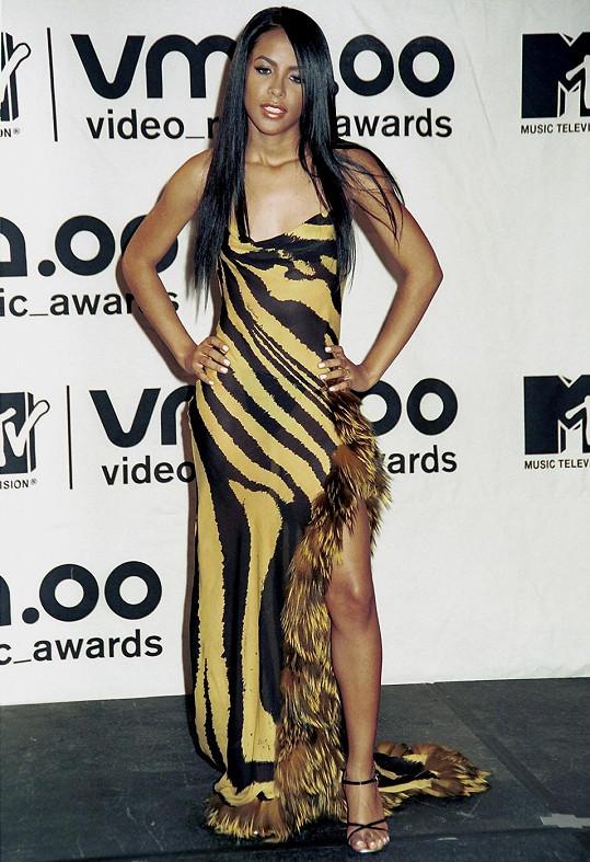 R'n'B ikona v roce 2000 na předávání MTV Video Music Awards