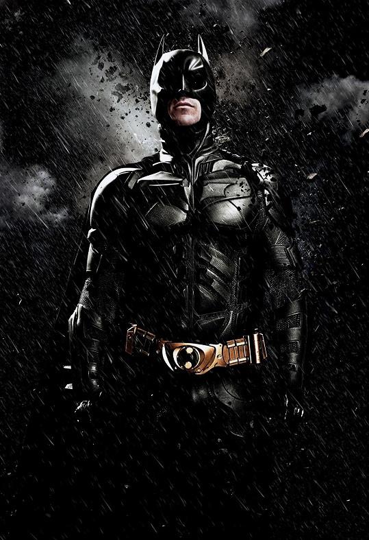 Christian Bale jako Batman
