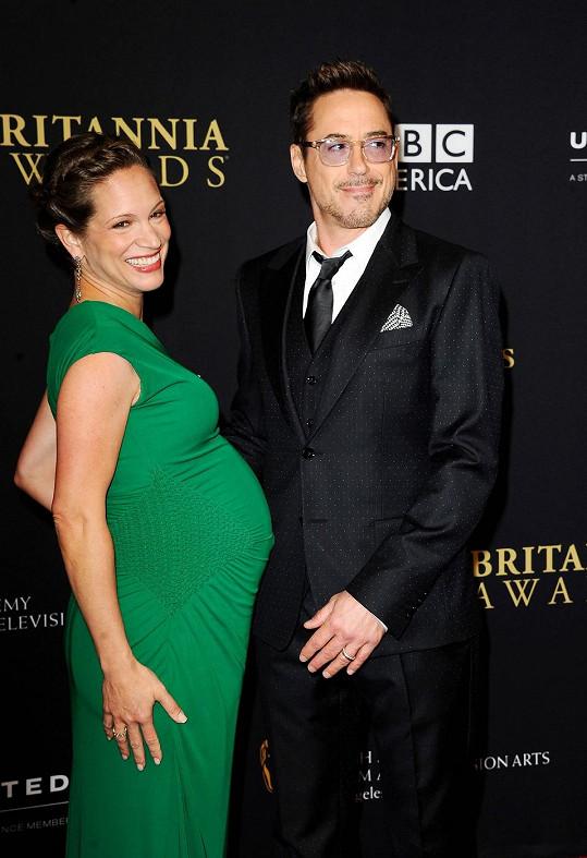 Ještě ve čtvrtek společně zavítali na předávání BAFTA Los Angeles Jaguar Britannia Awards.