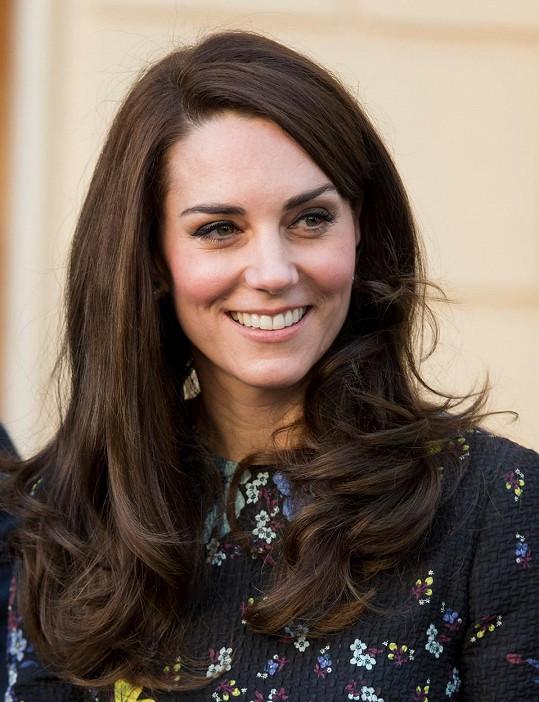 Kate je jednou z tváří kampaně Heads Together.