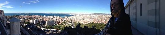 Panoramatická Marseille