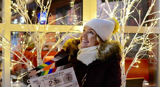 Film začala Lucka v Montrealu točit krátce před koncem loňského roku.
