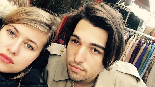 S přítelem Jordanem Hajem si užili týden v Paříži.