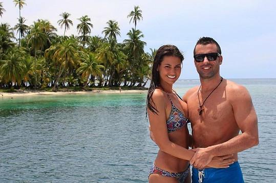 A na dovolené v Kostarice