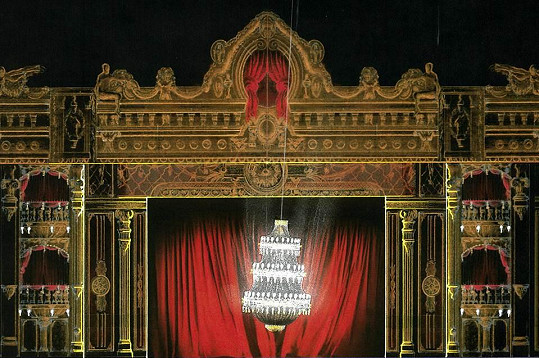 Obří lustr bude viset již v červnu v GoJa Music Hall.