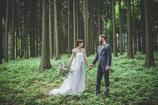 Gabriela se vdala za přítele Filipa.