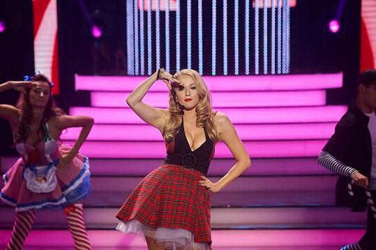 Berenika Kohoutová jako Fergie