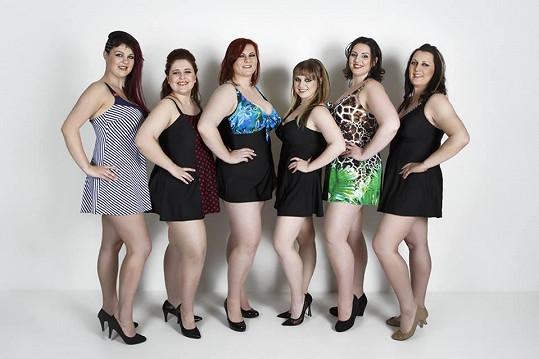Další várka finalistek Miss Prima křivky 2016