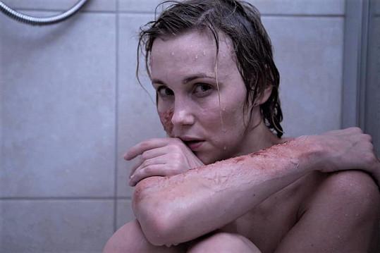 Vlastina Svátková hrála týranou ženu.